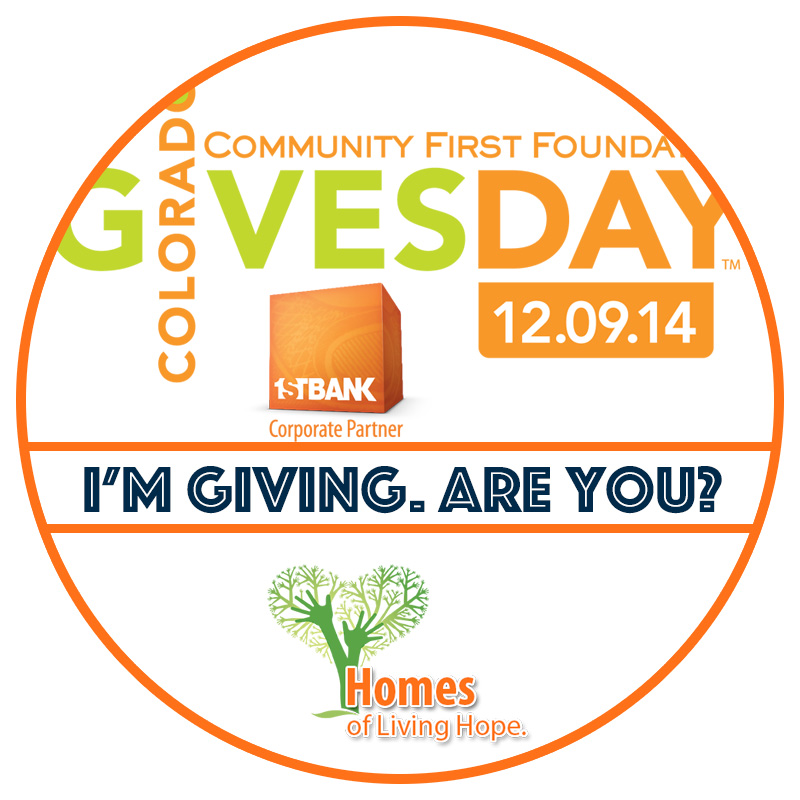 Set Your Colorado Gives Day Donation Up Today, Why Wait